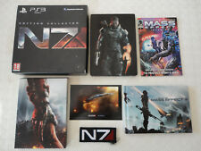 Mass effect 3 edition collector N7 pour PS3 complet en FR