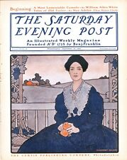 Saturday Evening Post  -  Full Magazine - No Mailing Label - September 21, 1901