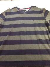 St66 Tommy Hilfiger V-Neck Sweater XL