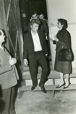 JOHNNY HALLYDAY 60s VINTAGE PHOTO ORIGINAL #24