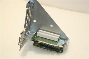 Dell Optiplex Dual PCI Riser Card Bracket FH687 JH313