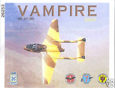 Monograph - Chile Air Force De Havilland Vampire (MN7)