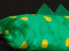 BIG GREEN POLKADOT JUMBO WIGGLES DOROTHY DINOSAUR PLUSH COSTUME STUFFED ANIMAL