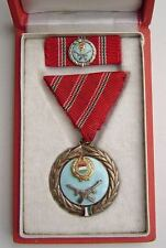 HUNGARY - MERITORIOUS SERVICE MEDAL, 1957