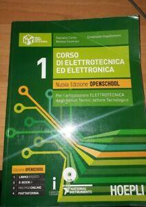 Corso di elettrotecnica ed elettronica   9788820366261Con DVD e Online