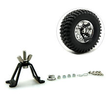 1/10 scale Spare Tire Rack FOR TAMIYA AXIAL RC4WD Defender D90 Wranger CC01