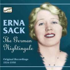 Erna SACK-The German Nightingale (1934-1950) CD 2003 Naxos Nostalgia 8.120722