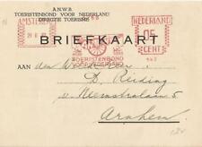 ANWB 1932 roodfrankering