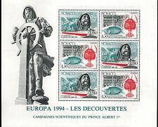 Monaco bloc feuillet N° 65  neufs **