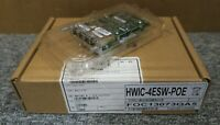 NEW Cisco Systems HWIC-4ESW-POE 4 Port EtherSwitch HWIC WAN interface PoE Card