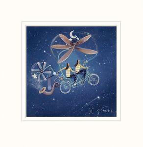 Gemini - Limited Edition print by Jenni Murphy
