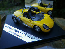 Vitesse renault sport spider 1995 yellow mint in box