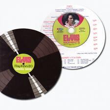 ELVIS PRESLEY MAY 1973 SAHARA TAHOE MENU WITH CD REPRO