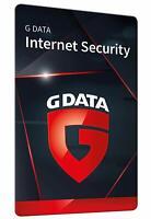 G DATA Internet Security 2020 1 PC - 1 Jahr (365 Tage) GDATA Vollversion