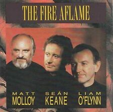 The Fire Aflame - Matt Molloy / Sean Keane / Liam O'Flynn New CD Free UK P&P
