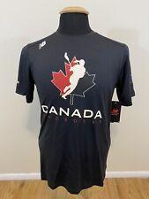 Nwt New Balance Women'S Lacrosse Team Canada National T Shirt Size Medium 2019