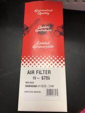 AIR FILTER 19-6706 REPLACES KAWASAKI 11013-2141 JOHN DEERE AM104560