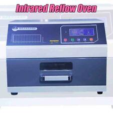 Infrared Reflow Oven SMT Soldering Machine For PCB Assembly Line ZB2520HL Item