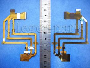 LCD flex cable Sony HDR-HC3 HDR-HC3E HDR-HC3K HDR-HC3EK FP-412 1-869-925-11