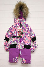 NEW: CANADA WEATHERGEAR BABY GIRLS SNOW SKI SUIT - NWT - 3 to 6 MONTHS JUMPSUIT