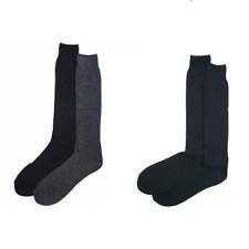 Heat Guard Mens Long Thermal Socks, Size UK 7-11, 2 Pack