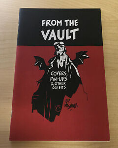 Mike Mignola Sketchbook 'From The Vault' (Signed(2007)) 1048/1500