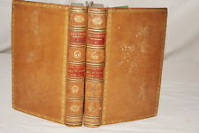 DIDEROT OEUVRES T5 & 6 1798 EDITION NAIGEON DESRAY RELIURE PHILOSOPHIE ANCIENNE