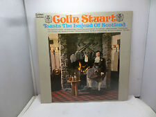 COLIN STUART TOAST THE LEGEND OF SCOTLAND GOLDEN GUINEA GAGL10496   LP  VINYL