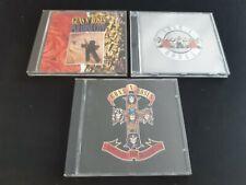 Cd sammlung Guns N Roses    3 Alben