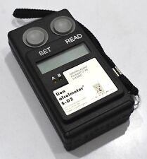 Lion S-D2 alcometer breathalyzer alcohol tester