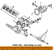 FORD OEM 93-96 F-150 Front Axle-Carrier F2TZ3010B