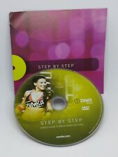 Zumba Fitness: Step By Step DVD ~ FREE SHIPPING