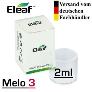 Eleaf Mini melo 3 Ersatzglas 2 ml Glas Tank Tube Pyrex iStick Pico minimelo 3