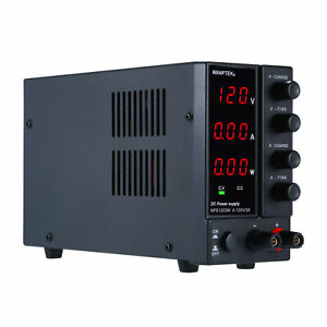 0-120V 0-3A Switching DC Power Supply 3 LED High Precision Power Supply P3D2