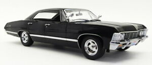 Greenlight 1/24 Scale 84032 - 1967 Chevrolet Impala Sport Sedan - Supernatural