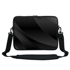 Neoprene Laptop Bag Case with Shoulder Strap Fit  Chromebook Netbook 1602