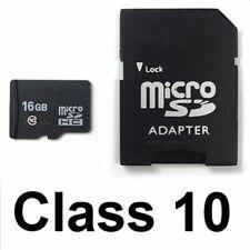 16GB OEM Class 10 microSD micro SD Karte / 16 G GB SDHC WH