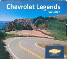 Chevrolet Legends  Don Mclean/Elton John/Clapton/Zz Top/Billy Joel Cd Eccellente