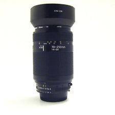 HN-24 62mm Hood Lens For NIKON AF 70-210mm f/4-5.6D f/4.5-5.6·Lens 75-300mm S9B9