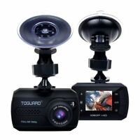 Dash Cam with Night Vision Car Van Lorry Safety G Sensor Motion Free 32G SD Card