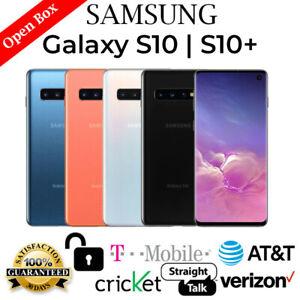 Samsung Galaxy S10 | S10+ Plus - 128GB | 512GB Unlocked Verizon T-Mobile AT&T