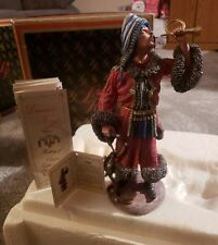 Ukko History of Santa Iii.Duncan Royale.1990 with box