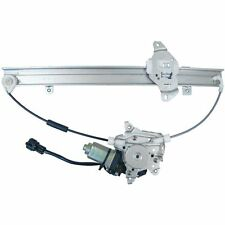 Power Window Motor and Regulator Assembly-Window Assembly Front Left 88270