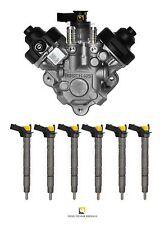 Injektor + Hochdruckpumpe Audi A4 A5 A6 Q5 Q7 3,0 TDI 0445010611 059130755AH