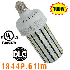 400watt Metal Halide Replacement E39 100W LED Retrofit Corn Bulb 4000K 100-277V