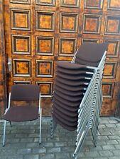 1/50 Thonet Stapelstuhl Büro Seminar Office Stuhl