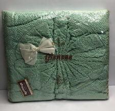 Vintage Glencoe The Sculptured Towel Green Sealed
