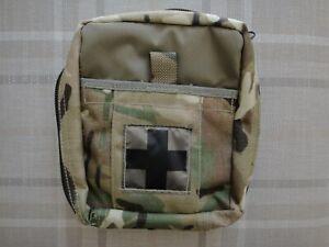 British Army MTP Osprey MK4 Medical Pouch First Aid MOLLE Medics Webbing New