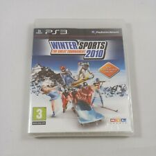 Winter Sports 2010 Spiel für Playstation 3 ps3 * NEU versiegelt * lese Beschreibung