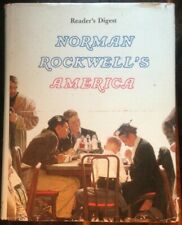 Norman Rockwell's America, Reader's Digest Edition Christopher Finch and Joann.